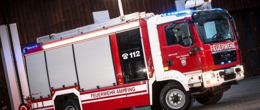 Freiwillige Feuerwehren der Gemeinde Ampfing